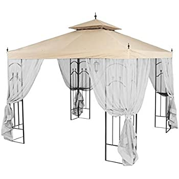 Garden Winds Replacement Canopy For Home Depots Arrow Gazebo