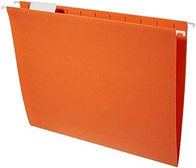 AmazonBasics Hanging File Folders - Letter Size