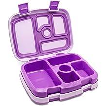 Bentgo Kids - Leakproof Children's Lunch Box (Purple)
