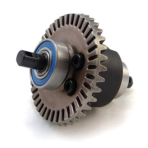 (Traxxas 1/10 Slash 4x4 Ultimate FRONT/REAR DIFFERENTIAL, PINION GEAR, BEARINGS by Traxxas)