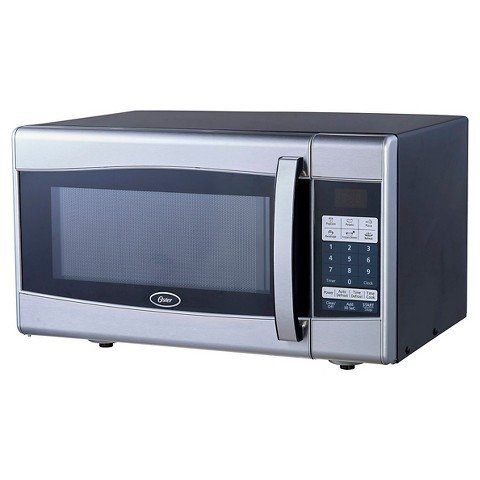 microwave oven stainless steel o
