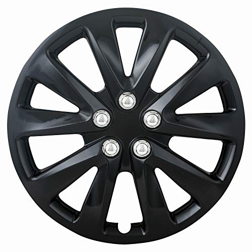 Wheel Covers 13 Inches - Car Wheel Trims (Set of 4) ()