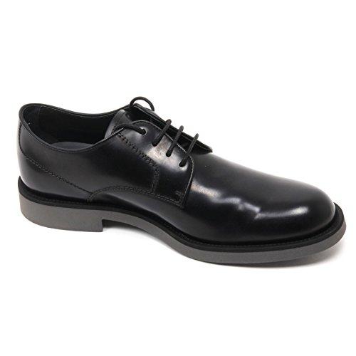 Precio Barato Finishline Tienda Online De Venta B6882 scarpa classica uomo TOD'S scarpe allacciate nero pelle shoe man Nero Salida Para El Buen Comercializable Barato HSelczp9