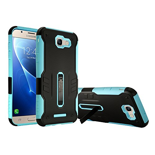 For Samsung Galaxy J7V J7 V / J7 Perx / J7 Sky Pro / J7 Prime / Halo / J7 2017 Case, Customerfirst [Heavy Duty] [Shockproof] Soft TPU & Hard - Glasses Case Australia Hard