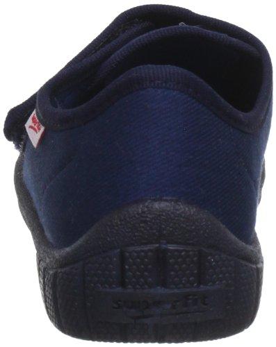 Superfit Bill - Caña baja de material sintético niño azul - Blau (ocean 80)