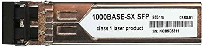 HP JD118B X120 1Gb SFP LC SX Transceiver - Small Form-factor Pluggable (SFP) Gigabit transceiver with 850nm laser that provides a full-duplex Gigabit solution up to 550m (1804ft) on multimode fiber - Has one LC 1000BASE-SX port