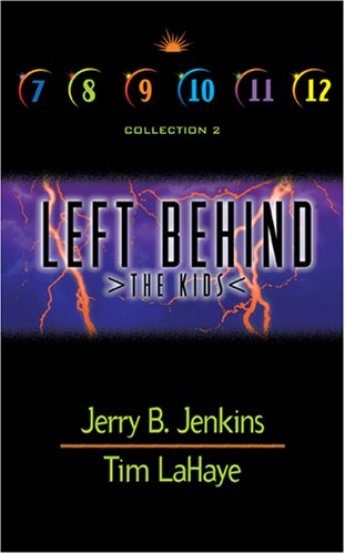 Left Behind: The Kids: Collection 2: Volumes 7-12 by Tyndale House Publishers