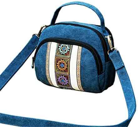 b4dcb44acf Bags Vintage Canvas Shoulder Cross Body H bag Women Shoulder Messenger Bags