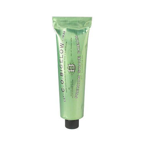C.O. Bigelow Premium Shave Cream with Eucalyptus Oil 5.2 (Bigelow Shaving Cream)