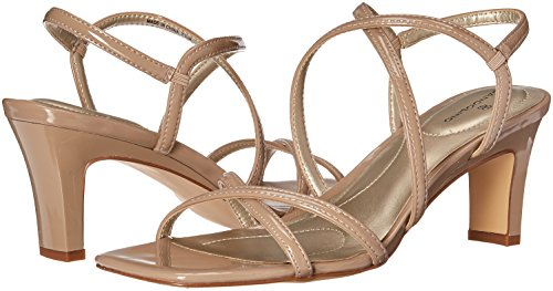 Pictures of Bandolino Women's Obexx Heeled Sandal Dark Pink 4