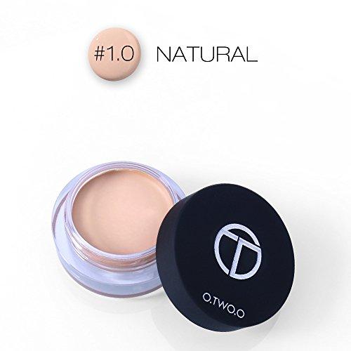Concealer Palette Makeup Full Cover Wrinkle Stain Concealer Cream Oil Control Brighten Face Skin Foundation Concealer Pr 01