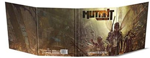 Mutant Year Zero Game Master Screen Modiphius