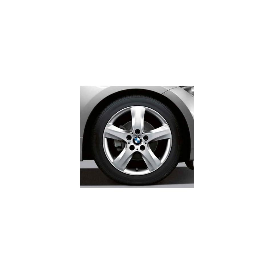 BMW Genuine 17 light alloy Wheel Rim spider spoke 142 128i 135i 128i 135i E82