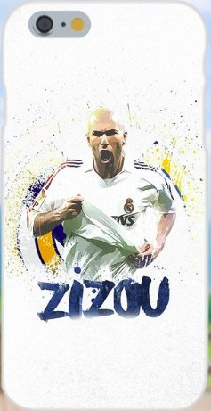 coque iphone 6 zidane