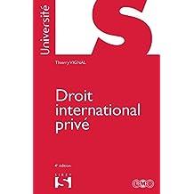Droit international privé (French Edition)