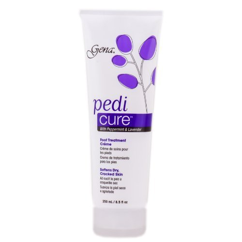 Gena Pedi Cure Foot Treatment Creme by Gena (Conditioning Therapy Creme Treatment)