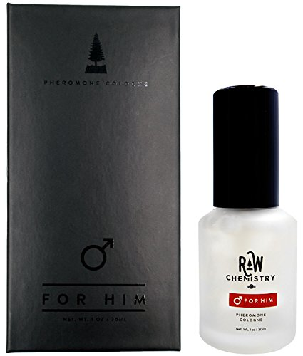 Pheromones For Men Pheromone Cologne [Attract Women] Bold, Extra Strength Human Pheromones Formula by RawChemistry 1 Fl Oz (Human Grade Pheromones to Attract Women)