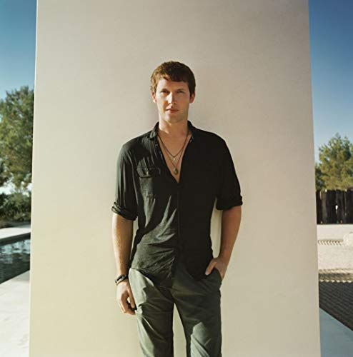 Gabriela 24inch x 24inch James Blunt Waterproof Poster (Bathroom, Outdoors Wherever You Like)