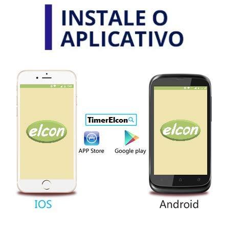 Tomada Inteligente TI-01, Elcon, Funciona com Alexa