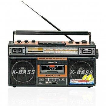 Quantum Fx J-21u Sw1-sw2 Radio Cassette Usb/sd