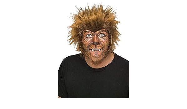 Horror-Shop peluca hombre lobo: Amazon.es: Juguetes y juegos