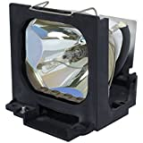 AuraBeam Professional Toshiba TLP-X10C Projector Replacement Lamp with Housing (Powered by Ushio)