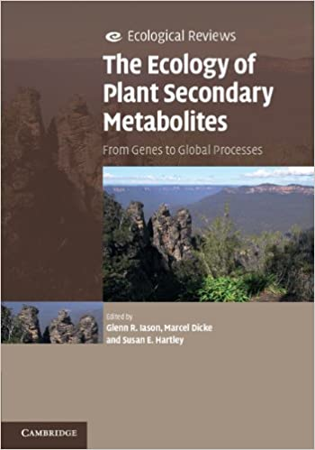 From Genes to Global Processes The Ecology of Plant Secondary Metabolites
