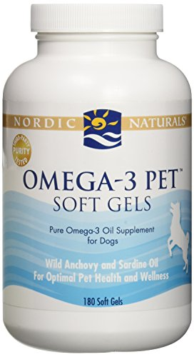 Omega-3 Pet For Dogs 180 gels