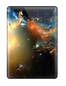 Hot Tpu Cover Case For Ipad/ Air Case Cover Skin - Abstract Unique WANGJING JINDA
