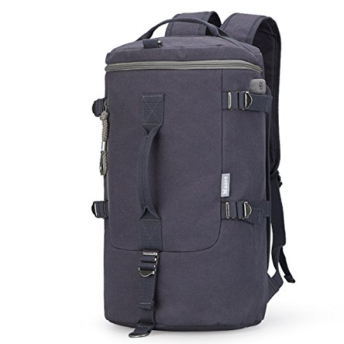 Travel Outdoor Computer Backpack Laptop bag big (darkblue) - 6