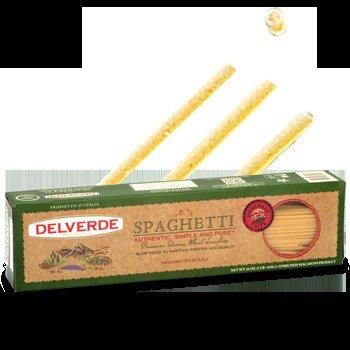 Spaghetti Pasta 16 Ounces (Case of 12) by Delverde