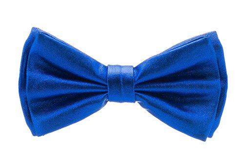 Bowtie - Metallic - Blue