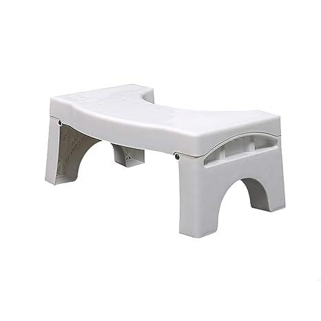 Astounding Amazon Com Squatting Toilet Stoolplastic Folding Non Slip Inzonedesignstudio Interior Chair Design Inzonedesignstudiocom