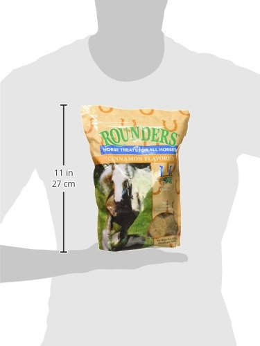 Picture of Kent Nutrition Group-Bsf 1520 Cinnamon Rounder'S Horse Treat, 30 Oz