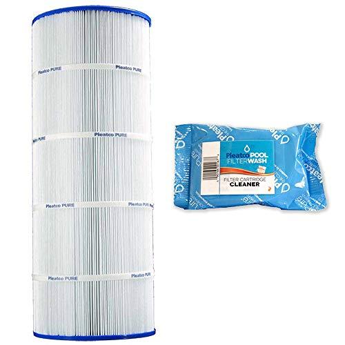 - Pleatco Cartridge Filter PWWCT125 Waterway Clearwater II Pro-Clean 125 above ground pool cartridge 817-0125N 817-0125N w/ 1x Filter Wash
