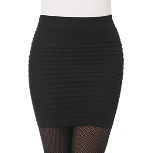 Mini Pencil Skirt - 8