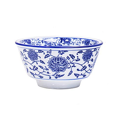 Bowl Rice Bowl Underglaze Color Blue And White Ceramic Tableware Bowl Rice Bowl Featured Antique Porcelain Bowl Small Soup Bowl