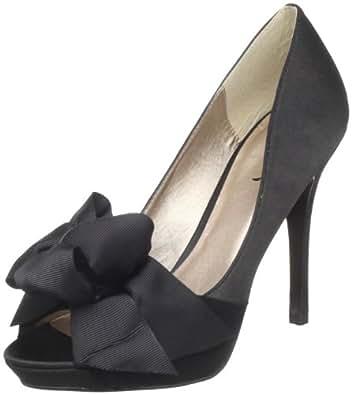 Luichiny Women's My Darling Sandal,Black,8 M US