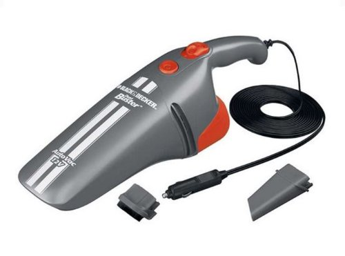 Black + Decker AV 1205 Car Vacuum Cleaner