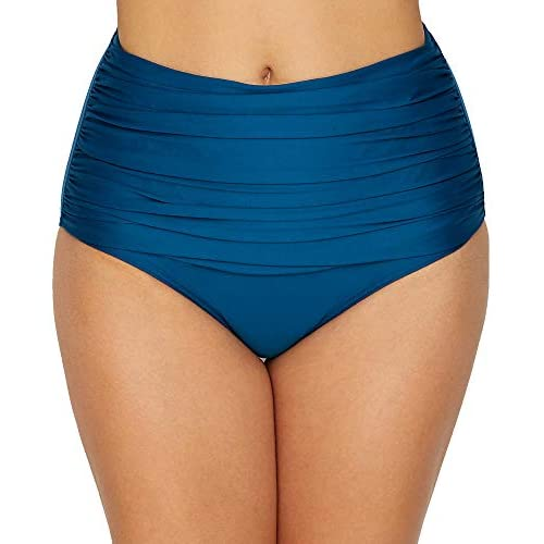 30% REDUZIERT Primadonna Swim Damen Cocktail Bikini Taillenslip Cocktail Booboo Blue K015DAxo