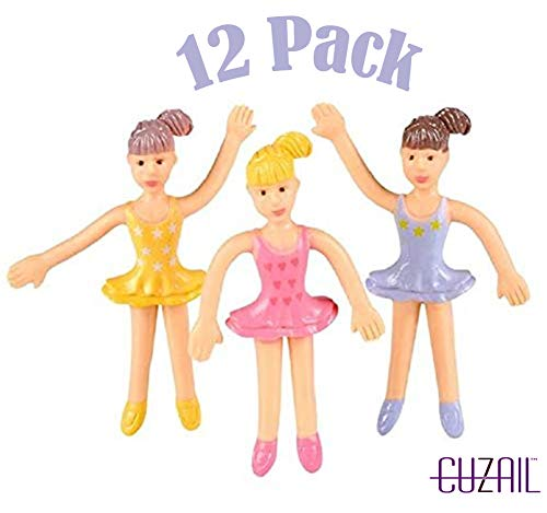 Bendable Ballerinas - CUZAIL Party Favor 3