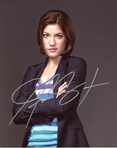 Carpenter Autographed Photo - Jennifer Carpenter DEXTER In Person Autographed Photo