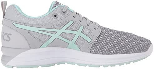 ASICS Women's Gel-Torrance Running Shoe, Aluminum/Bay/Mid Gray, 10 M US
