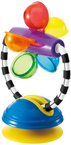 Sassy Spin & Spill Bath Toy (Infant Bath Sassy Toy)