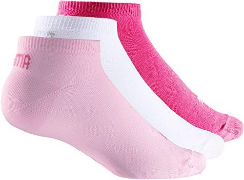 PUMA Invisible 3p Calza Sneaker Unisex - Adulto (Pacco da 3) 4