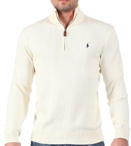 Ralph Lauren - Jersey para hombre - Cuello con cremallera ...