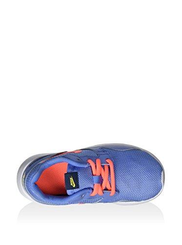 Nike Kaishi (PS), Zapatillas de Deporte Para Niñas Azul / Amarillo / Negro (Chlk Blue / Brght Mng-Cnry-Obsdn)