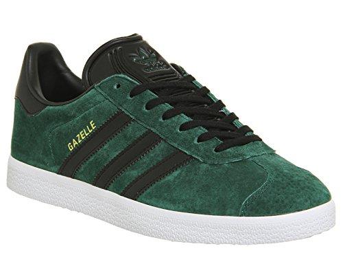 adidas Gazelle Calzado green/black