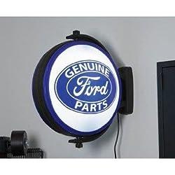 Liberty Classics 91446 Ford Service Revolving Wall Light