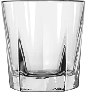 Double Old Fashioned Rocks Whiskey Scotch Glasses 12 Oz Set Of 4 Heavy Base Elegant Barware Old Fashioned Glasses Amazon Com